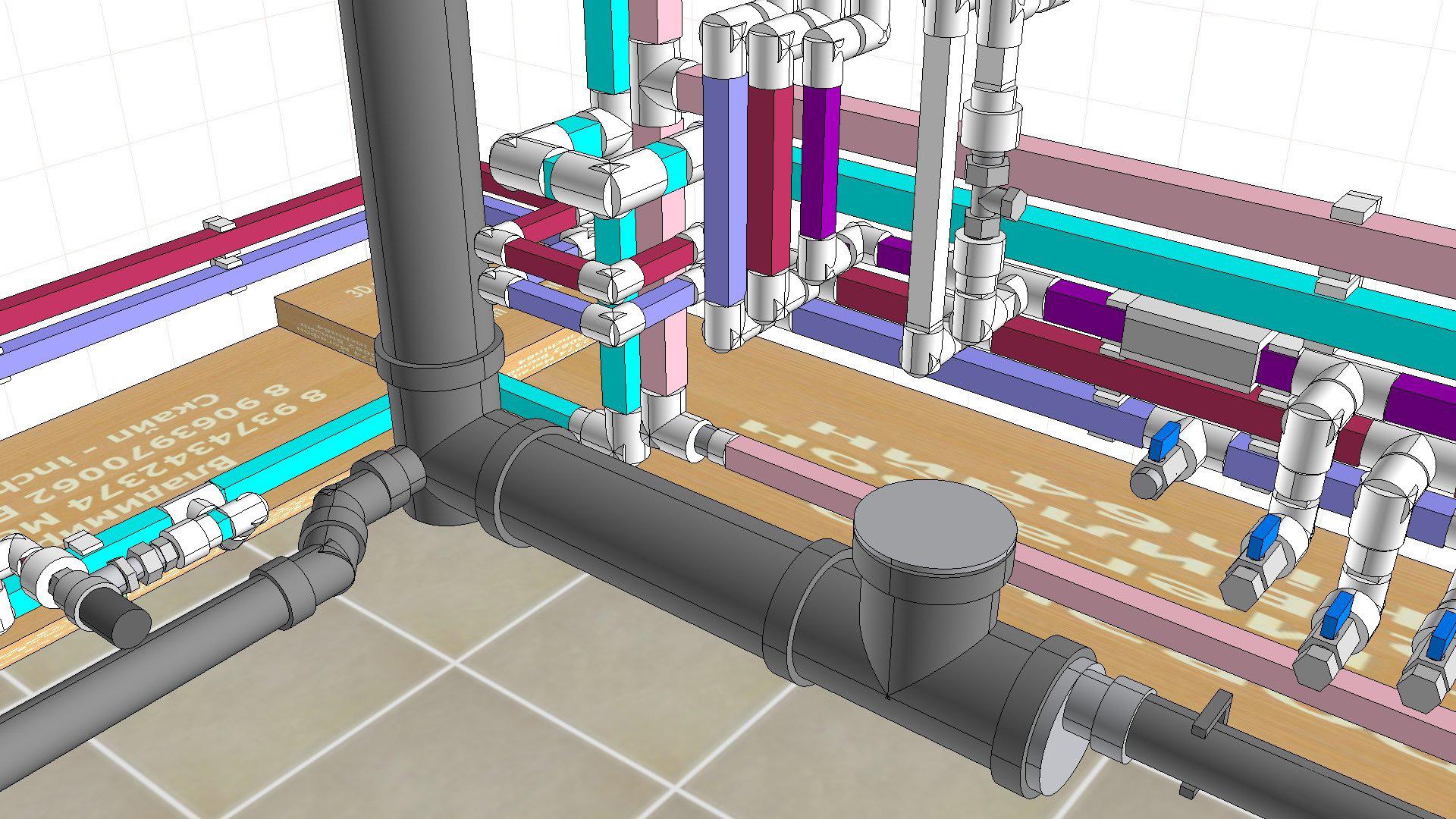 СТ МДК 03.02 т. 2.1 Проектирование систем водоснабжения и водоотведения