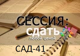 Сессия 16Б9_САД-41